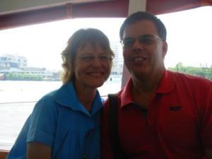 Our Tour Guides - Todd and Karen