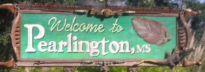 Welcome To Pearlington, Mississippi